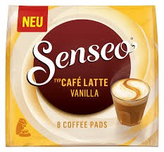 Senseo Café Latte Vanilla